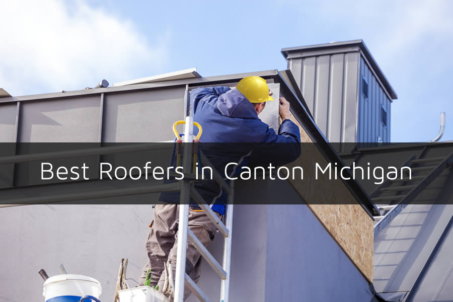 Best Roofers in Canton Michigan