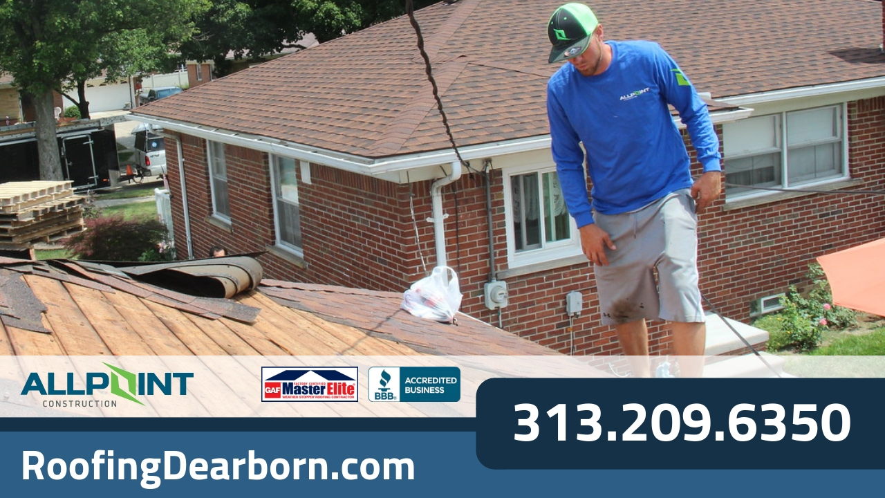 7 Reasons Why It Is Important to Maintain Your Roof in Dearborn Michigan