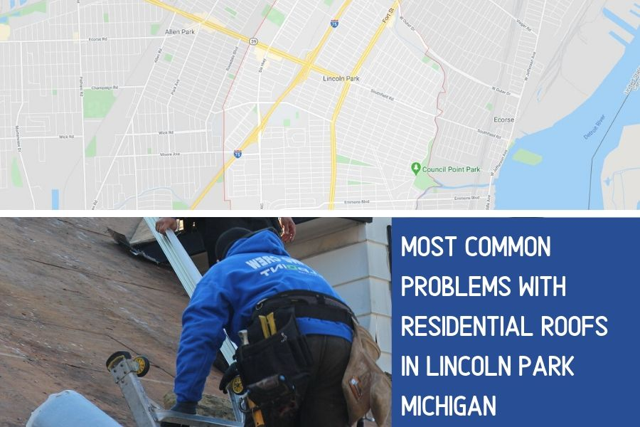 Roofer in Lincoln Park MI