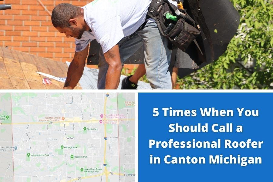 Canton Michigan Roofers
