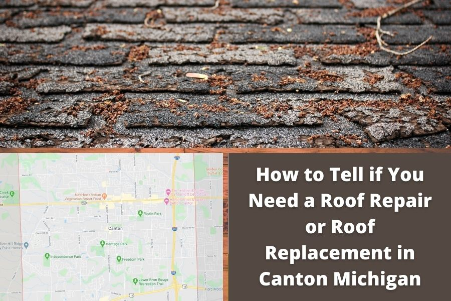 Canton Michigan Roof Contractor