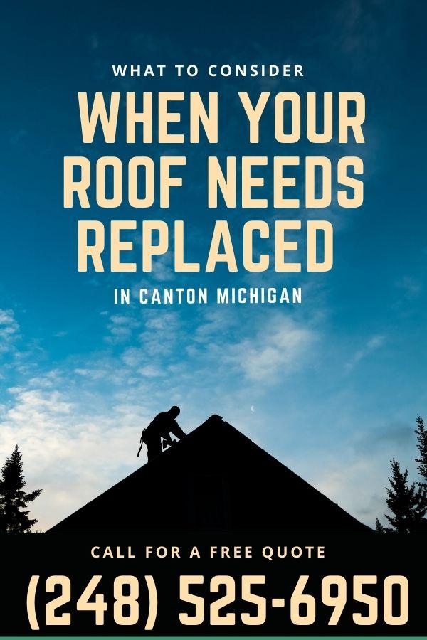Canton MI Roofers