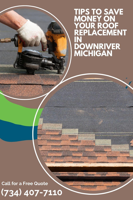 Roofing Downriver MI