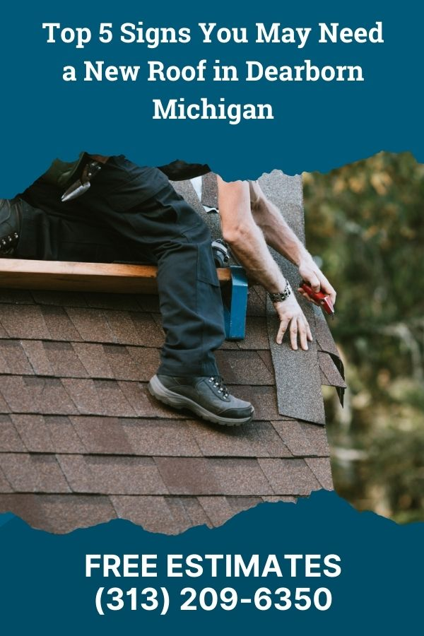 Roof Replacement Dearborn MI